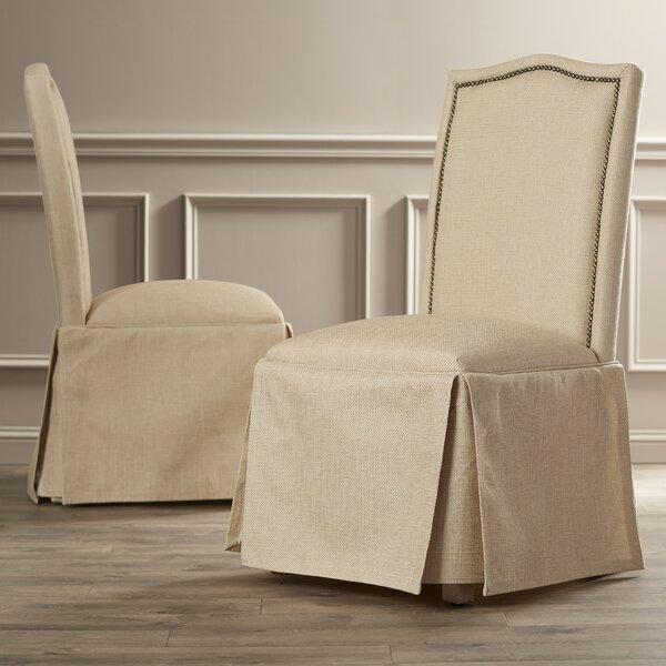 Genial Skirted Accent Chair | Wayfair