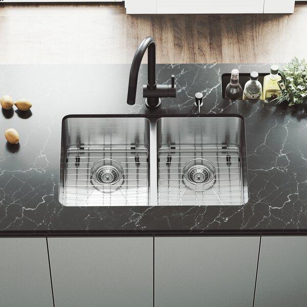 Black Stainless Sink | Wayfair