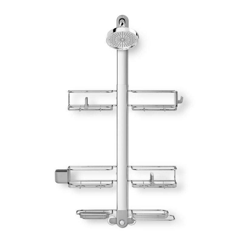 corner pcgnezydvrwa stainless shower product shelf tier china caddy steel