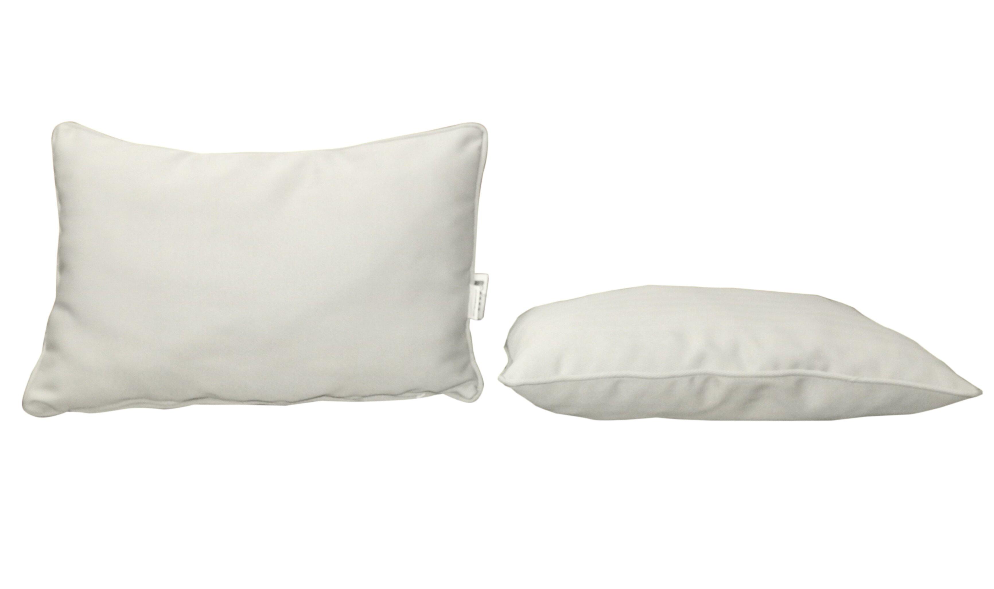 Outdoor Sunbrella Lumbar Pillow Allmodern