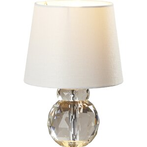 Glass Table Lamp glass & clear table lamps you'll love   wayfair