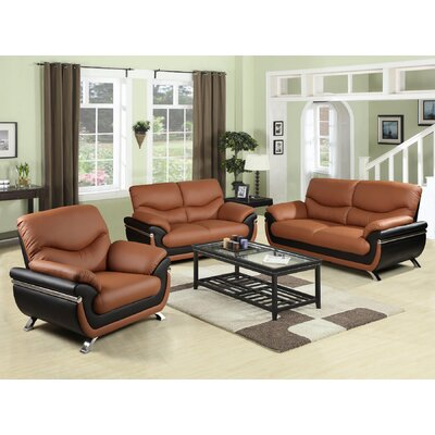 Faux Leather Living Room Sets You Ll Love Wayfair Ca