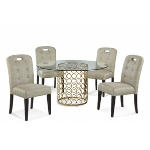 Rockhampton 5 Piece Dining Set by Willa A..