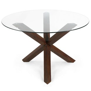 Hatmaker Solid Wood Dining Table