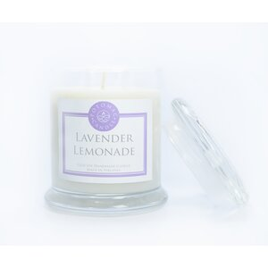 12 Oz. Soy Lavender Lemonade Jar Candle