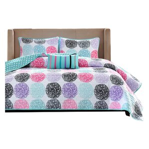 silvia coverlet set