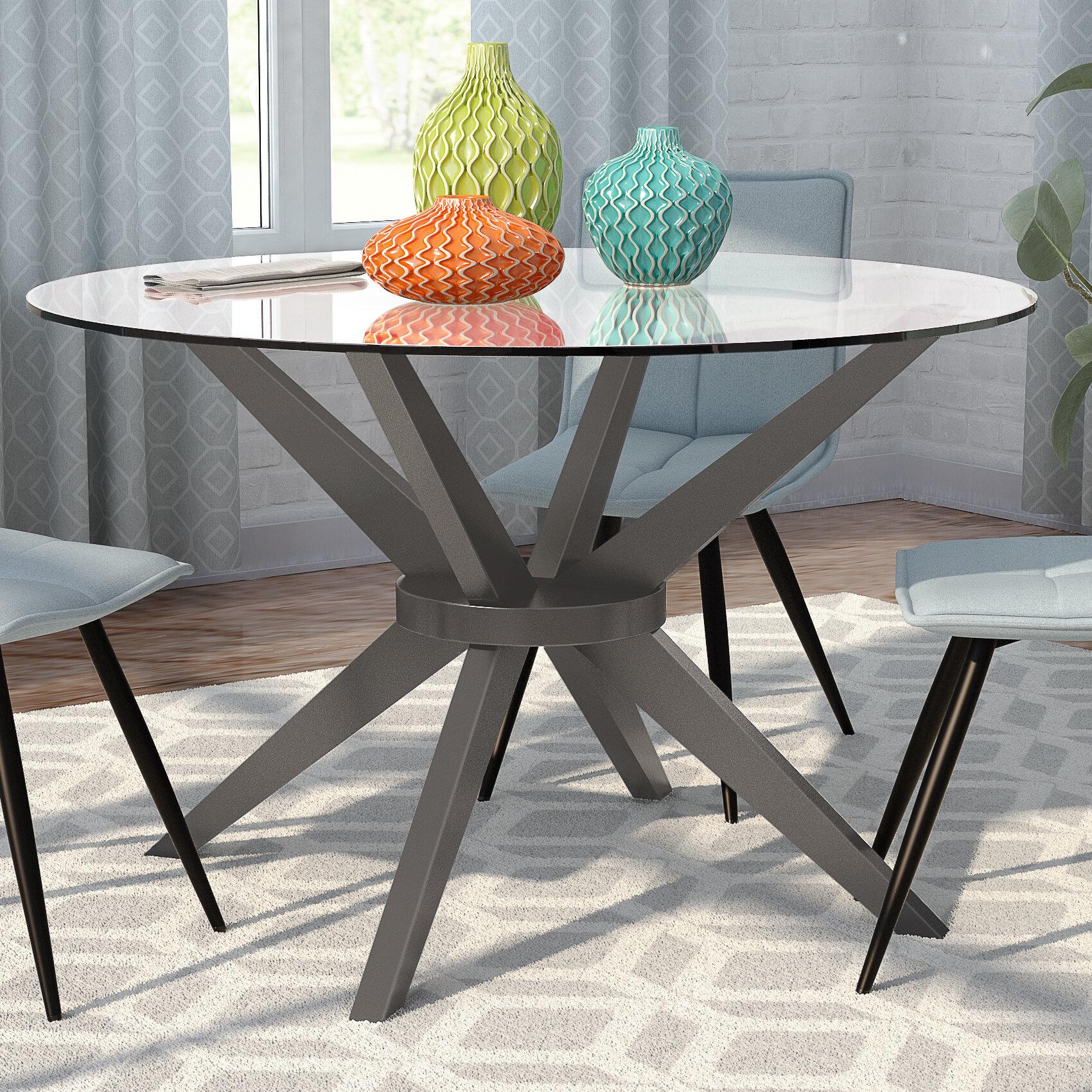 Mercury Row Gochenour Dining Table U0026 Reviews | Wayfair