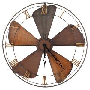 Ananke Oversized 61.5cm Auster Wall Clock