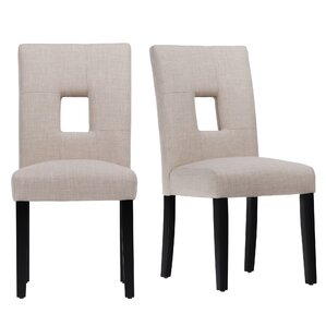 Belvin Side Chair (Set of 2) by Mercury Row