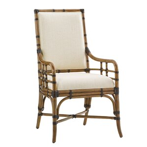 Twin Palms Upholstered Dining Chair by Tommy Bahama Home