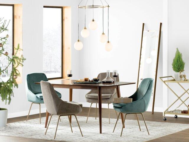 Stupendous Modern Kitchen Dining Tables Allmodern Home Interior And Landscaping Oversignezvosmurscom