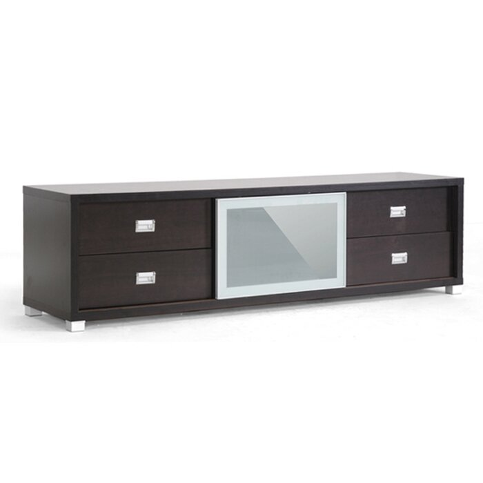 wholesale interiors baxton studio botticelli 71 tv stand reviews wayfair