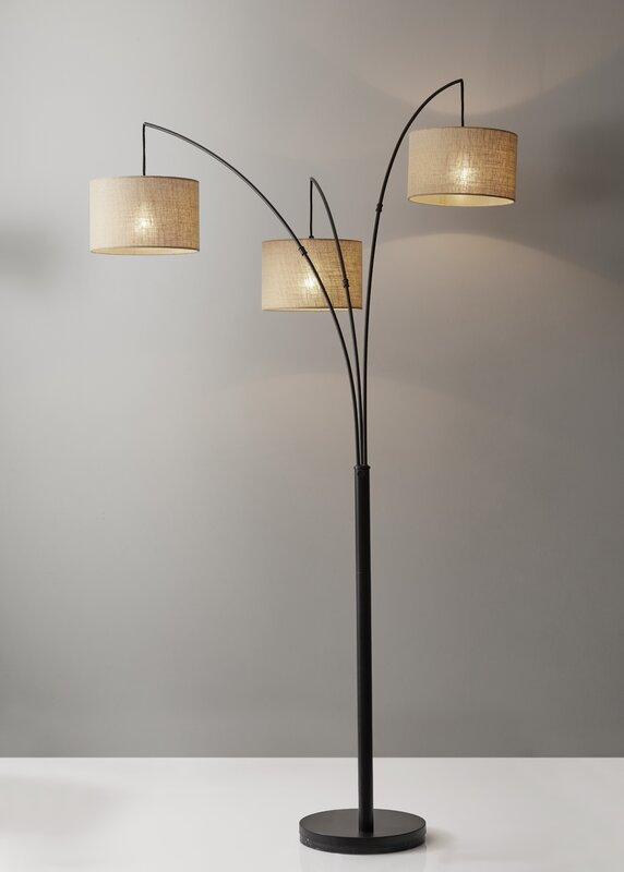 Chisolm 74 tree floor lamp base reviews joss main chisolm 74 tree floor lamp base aloadofball Image collections
