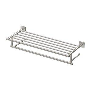 elevate hotel spa wall shelf