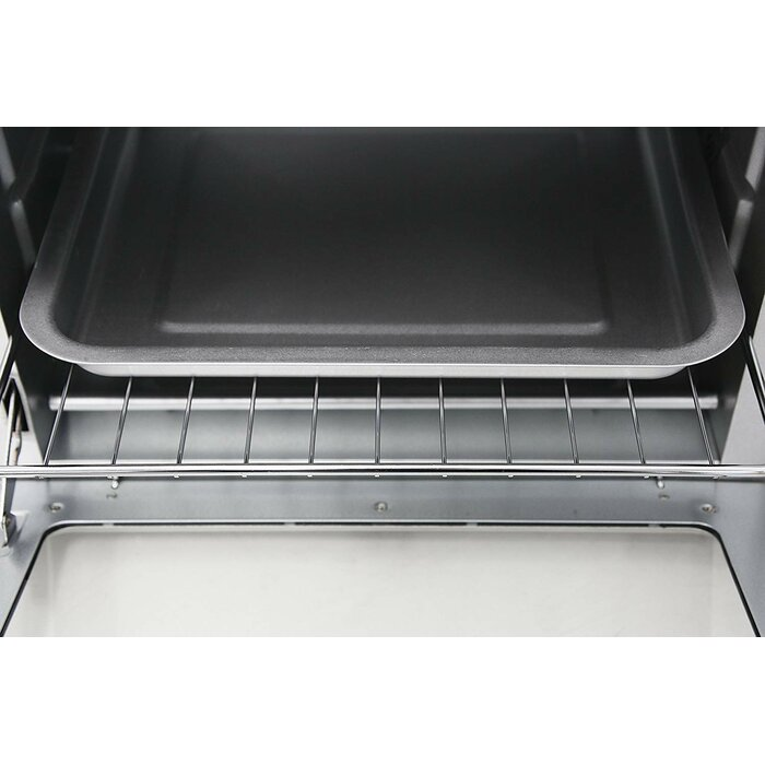 0 6 Cu  Ft  Elite Platinum Smart Toaster Oven