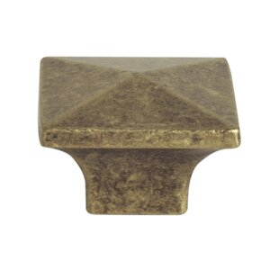 Crown Cabinet Square Knob