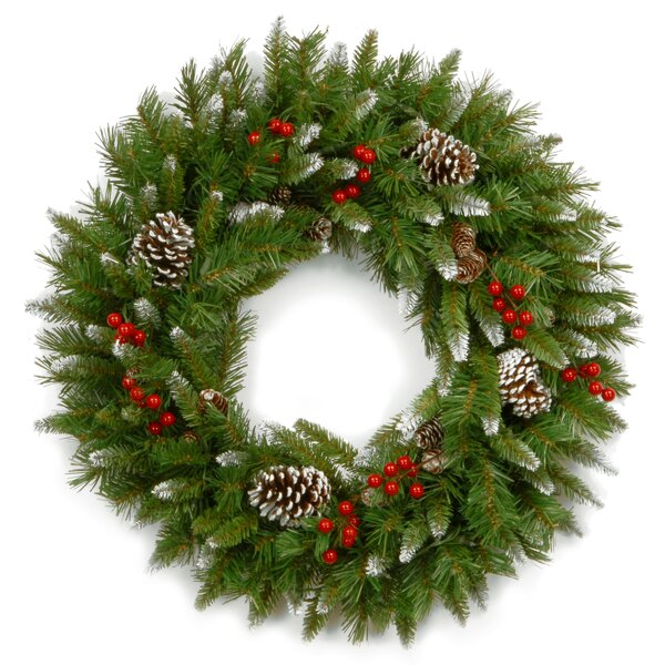 Christmas Wreaths You Ll Love In 2019 Wayfair Ca
