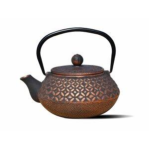 Unity 0.72 Qt. Cast Iron Amai Teapot
