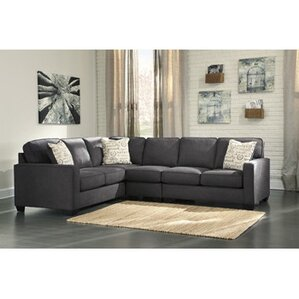 Linden Sectional by Alcott Hill