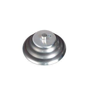 April 35 lb Aluminum Shell Base