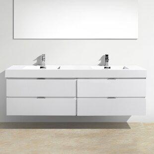 Save & Modern Bathroom Vanities u0026 Cabinets | AllModern