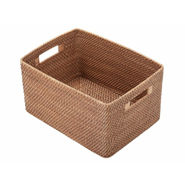 Charmant Kouboo Rectangular Rattan Storage Basket U0026 Reviews | Wayfair