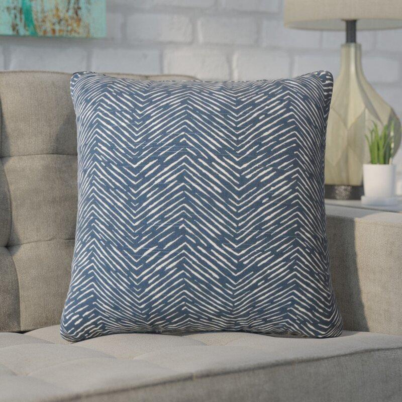 Mercury Row Alcazar Cotton Throw Pillow