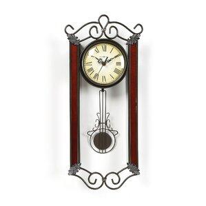 Traditional Wall Clocks You Ll Love Wayfair