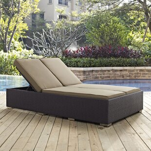 Beau Ryele Double Chaise Lounge