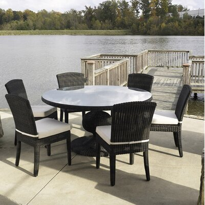 Outdoor Bay Harbour Patio Dining Chair With Cushion Part 82