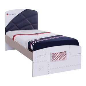 First Class Airplane Twin Panel Configurable Bedroom Set by Cilek