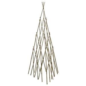 Wood Obelisk Trellis (Set of 6)