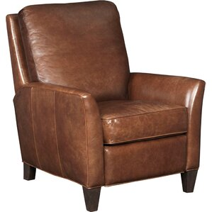Alfonso Albert Recliner  sc 1 st  Joss u0026 Main : wood and leather recliner - islam-shia.org