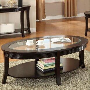 Gardin Solid Wood Coffee Table
