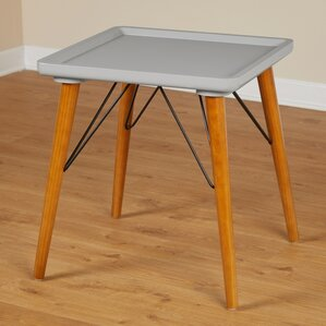 Vacca End Table by George Oliver