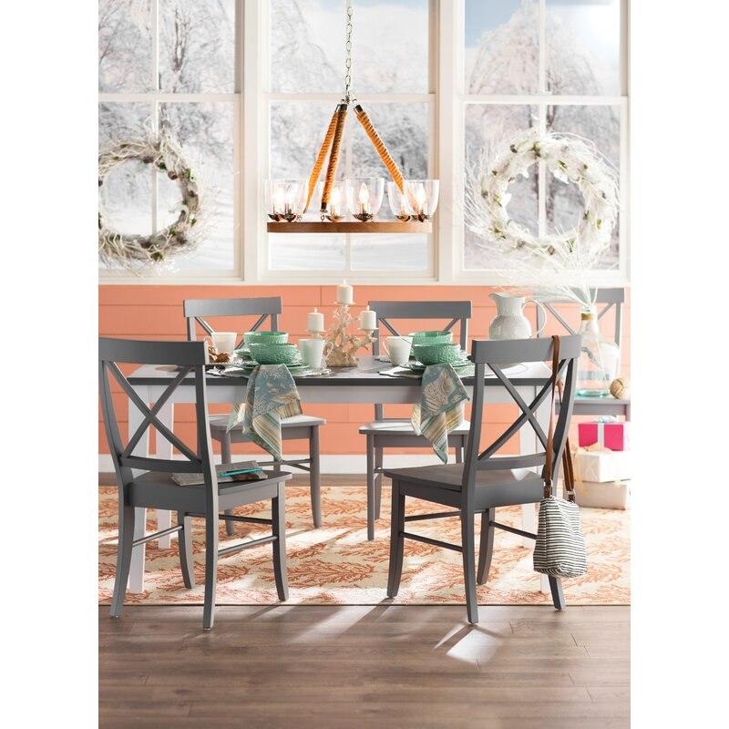 Completely new Beachcrest Home Lehigh Acres 7 Piece Dining Set & Reviews | Wayfair JH12