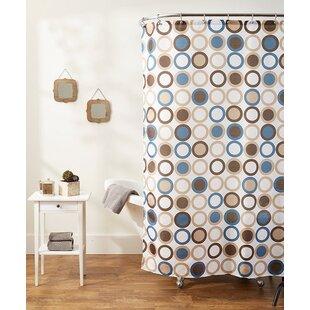Elegant Touch Single Shower Curtain