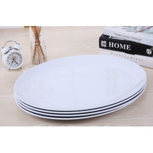 Melamine Platter (Set of 4)