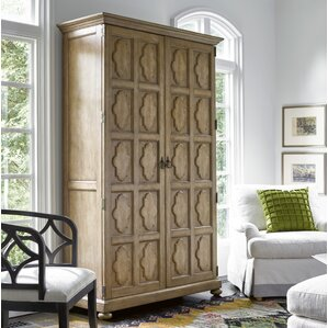 Dallum Armoire by Bloomsbury Market