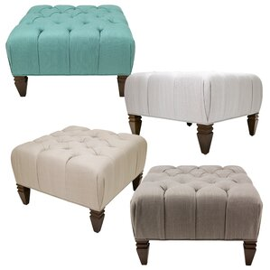 Holtby Upholstered Diamond Ottoman by Darby ..