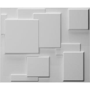 Wall Cubes Wainscot Panels