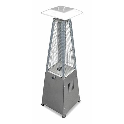 Sol 72 Outdoor Barnwell Tall 40,000 BTU Propane Patio Heater
