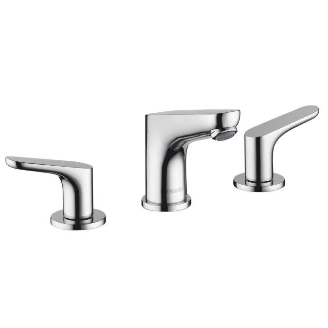 Bathroom Fixtures Laval Qc hansgrohe focus double handle widespread standard bathroom faucet