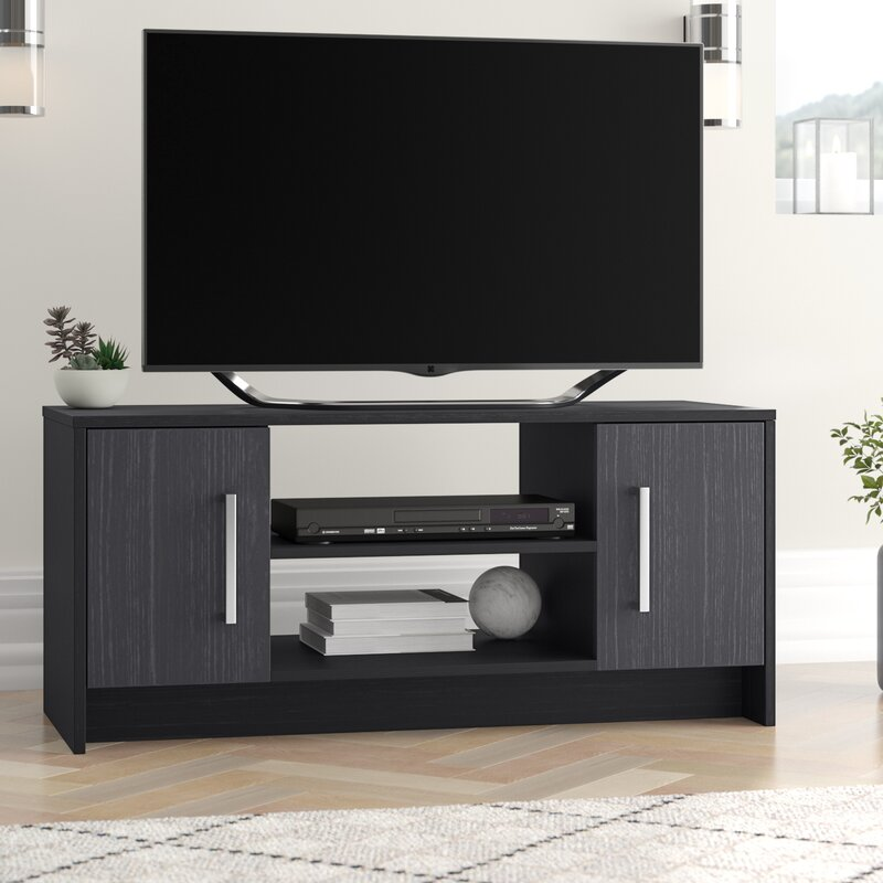 metro lane tv lowboard miley f r tvs bis zu 50. Black Bedroom Furniture Sets. Home Design Ideas