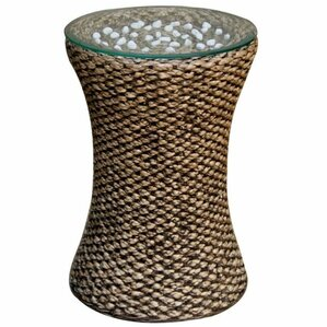 Onshuntay Round End Table by Bayou Breeze