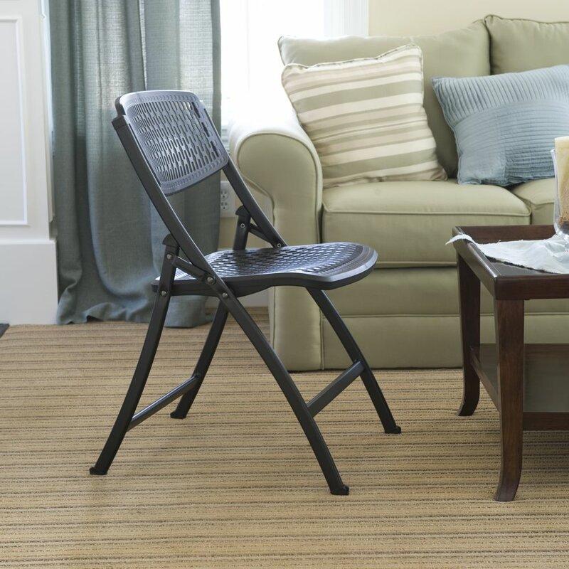 Mity Lite Flex One Plastic Folding Chair Wayfair