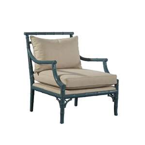 Faux Bamboo Armchair by Furniture Classics LTD