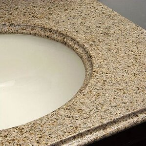 Granite Bathroom Vanity Tops vanity tops you'll love | wayfair