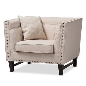 Baxton Studio Stapleton Accent Club Armchair by Wholesale Interiors