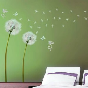 Trees And Flower Wall Decals Youu0027ll Love | Wayfair Part 89
